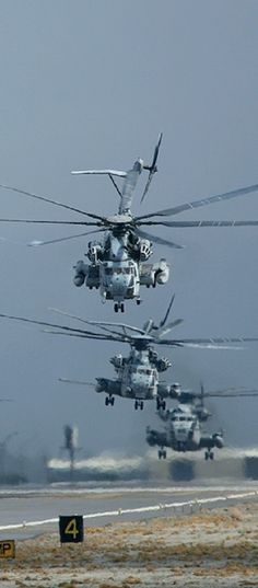 Sikorsky CH 53 E Super Stallions