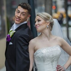 More like LOVE at First Sight! Jason and Cortney are adorbs. #MarriedatFirstSight #Love #FYI