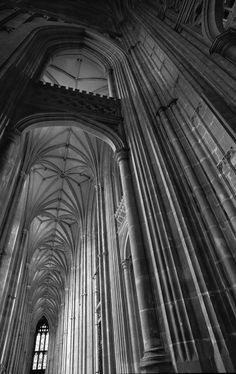 This photo from Kent, England is titled 'Worship'. Architecture Ireland, Gothic Architecture, Beautiful Architecture, Canterbury Tales, Canterbury England, Canterbury Cathedral, Anglican Church, King Henry, Henry Viii