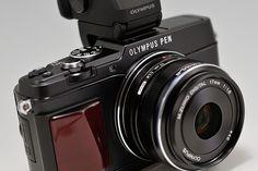 OLYMPUS PEN E-P5 Black Premium model 17mm F1.8 LKIT