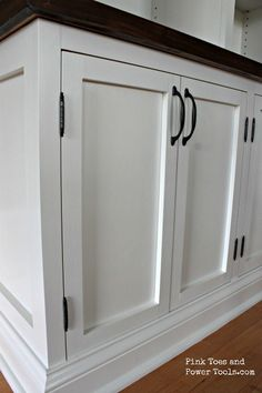 Anthropologie For Less Inset Cabinet Hinges Inset