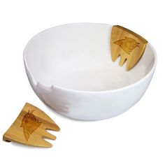 Carolina Panthers Romano Salad Bowl - $54.99