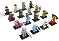 the world of Legos