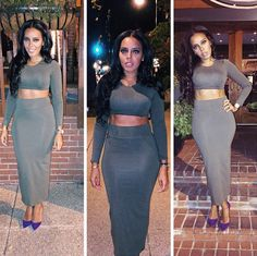 Angela Simmons in DC