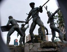 Cordillera Freedom Monument, Baguio