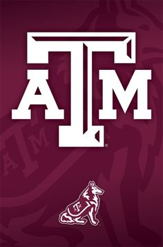 Texas A M University Aggies Logo