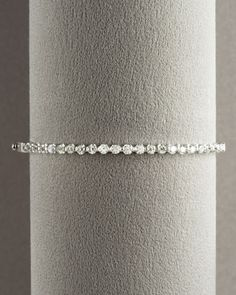 Diamond Bangle by Roberto Coin at Neiman Marcus.