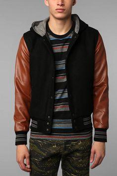 "Check out Brooke Steger's ""The Narrows McCarren Varsity Jacket"" decalz @Lockerz"