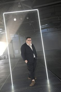 Fashion Talks: Alber Elbaz  (WWD had a quick chat with Alber Elbaz about what's in store for Lanvin's handbags.  Click here for more http://wwd.us/PAx4ds)