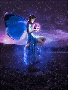 magia.gif magia fata glitter image by nuvoletta_graphic
