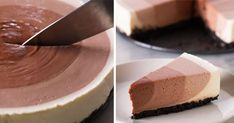 Archívy Video recepty - Page 4 of 10 - Receptik. Healthy Cheesecake, Cheesecake Brownies, Sweet Desserts, Dessert Recipes, Russian Recipes, Love Cake, Something Sweet, Amazing Cakes, Sweet Tooth