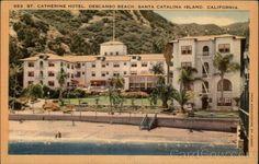 Descanso Beach, Catalina Island