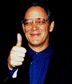 Raul Julia  (1940 - 1994).  I loved that man!  I miss his charm and grace and talent.