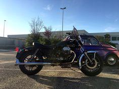 Moto Guzzi California II  1000 cc  special custom di Daniele Musella