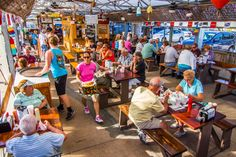 Boondocks Restaurant, Daytona Beach, Florida