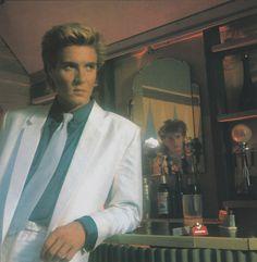 Simon Le Bon of Duran Duran (1983)