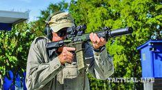IC-A5 SBR rifle