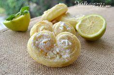 Ventaglietti al limone e mascarpone ricetta veloce