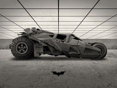 Batman Tumbler - The Dark Knight