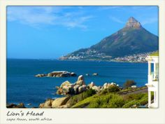 Lion's Head cape town Lions Head Cape Town, Travel Deals, Hotel Reviews, Best Hotels, My Dream, Places Ive Been, Things To Do, Places To Visit, Africa