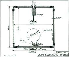 RADIOAMATEUR.CA ( Antennes / Cadre Magnétique 27-28 MHz )
