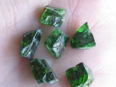 Diopside stones Rocks And Minerals, Natural Stones