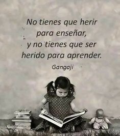 Wise Quotes, Famous Quotes, Inspirational Quotes, Spanish Phrases, Spanish Quotes, Positive Phrases, Positive Thoughts, Kids Behavior, Sad Day