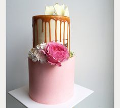 Image result for drip wedding cake