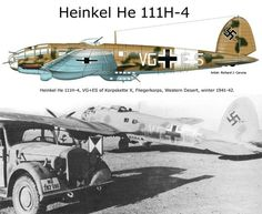 Heinkel Me 111H-4