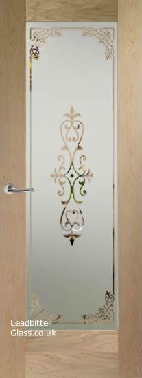 Pattern 10 Door Traditional