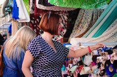 A Fabric Buyer's Guide To Walthamstow Market