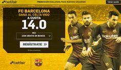 el forero jrvm y todos los bonos de deportes: betfair supercuota victoria del Barcelona al Celta...
