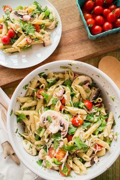 Summer Fresh Pasta Salad