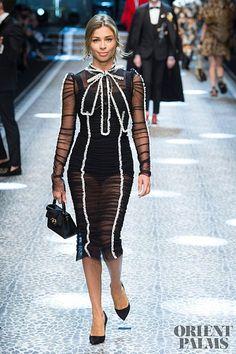 0627f873a7a4 Dolce   Gabbana Fall-winter 2017-2018 - Ready-to-Wear