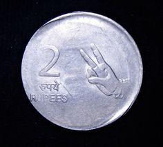 India 2 Rupees 2009 Broadstuck or Off Center Strike Nice UNC Error Coin! - India Coin - Ideas of India Coin Coin Buyers, Error Coins, Coins For Sale, Rare Coins, Silver Coins, India, Detail, Nice, Photos