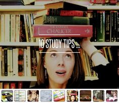 10. Consistency - 10 Study Tips ... → Lifestyle