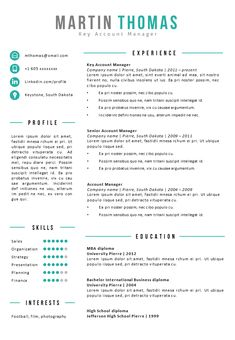 Professional Resume Template in Word + Free cover letter template Word and PowerPoint Resume Templates Buy get 2 versions (green + orange design) Edit and save documents directly on your own… Basic Resume, Resume Tips, Professional Resume, Resume Help, Cv Tips, Professional Development, Resume Layout, Resume Ideas, Resume Format