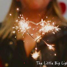 La luz del amor#sparkles #amor #alegria #thelittlebiglight™#celebracion
