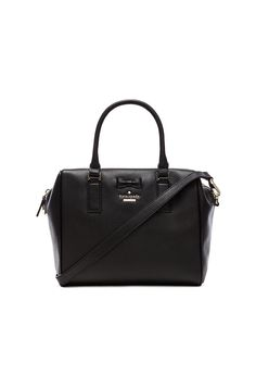 kate spade new york Julianna Satchel in Black