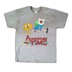 Adventure Time Tshirt #adventuretime #finnandjake www.etsy.com/listing/160274279/adventure-time-finn-and-jake-t-shirt