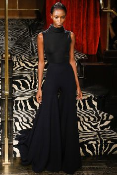 Brandon Maxwell Fall 2016 Ready-to-Wear Fashion Show Collection: See the complete Brandon Maxwell Fall 2016 Ready-to-Wear collection. Look 18 Fall Fashion 2016, Fashion Week, Runway Fashion, Fashion Show, Autumn Fashion, Dolly Fashion, Tomboy Fashion, High Fashion, Fashion Outfits