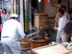 super fast mochi making... live!