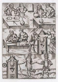Mutus Liber - Esotérisme: Un précis d'alchimie du XVIIesiècle revient à la vie à Blonay