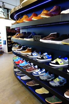 like the shoe shelves for kobe shoes | Kobe Bryant Basketball ...