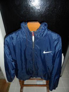 Rare 90's Mens Nike Windbreaker Jacket Size M #Nike #Windbreaker