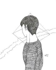 [永恆的失去]  在你胸口那些無盡的失去, 無一不是曾期望走向的永遠, 而在那之後,隨之而來的未來, 卻總是一再地提醒你:  「所謂永恆啊」   其實早都在,那一瞬間就已經到達。
