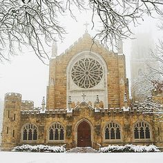 All Saints Chapel at Sewanee, the University of the South