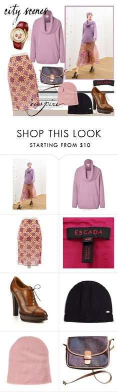 October 3 by anny951 on Polyvore featuring ESCADA and Ralph Lauren