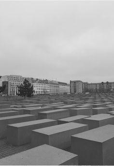 Berlin, trist og storslått minnesmerke