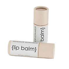 Windsor + Edwards Lip Balm